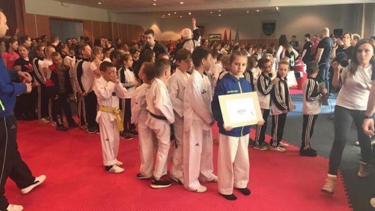 2. Prijateljski taekwondo turnir Stubičke Toplice 2017.