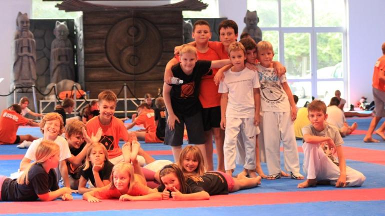 Ljetni kamp Skradin 25.8. – 1.9.2014.